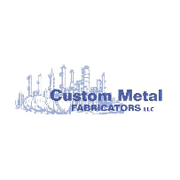 Custom Metal logo